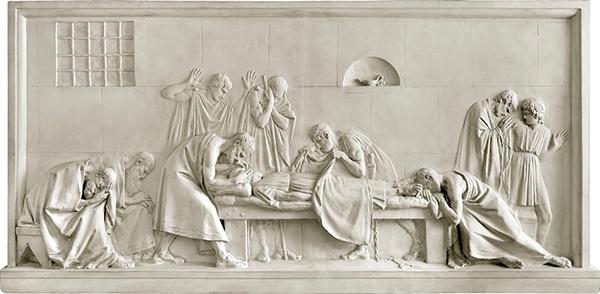 Artgate_Fondazione_Cariplo_-_Canova_Antonio,_Critone_chiude_gli_occhi_a_Socrate